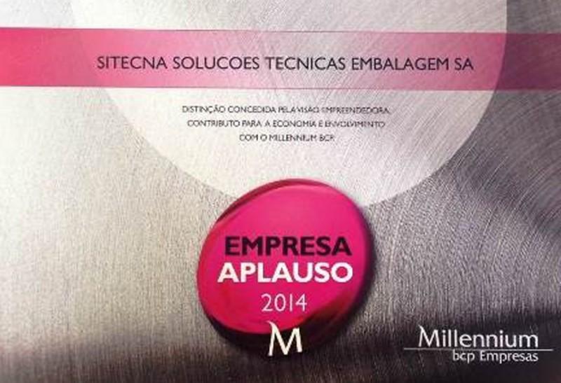 empresa aplauso 2014